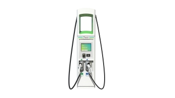 Electrify America Charger by BTC Power