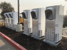 Urban Supercharger cabinets